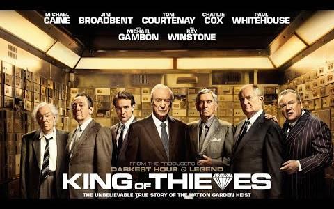 Król złodziei/ King of thieves(2018) - zwiastuny | Kinomaniak.pl