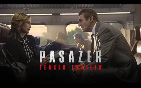 Pasażer online / Commuter, the online (2018)   Kinomaniak.pl