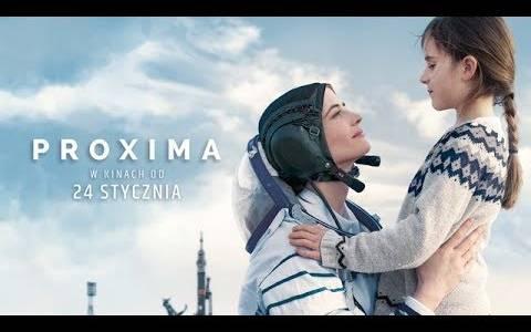 Proxima(2019) - zwiastuny | Kinomaniak.pl