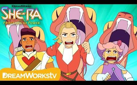She-ra i księżniczki mocy/ She-ra and the princesses of power(2018) - zwiastuny | Kinomaniak.pl