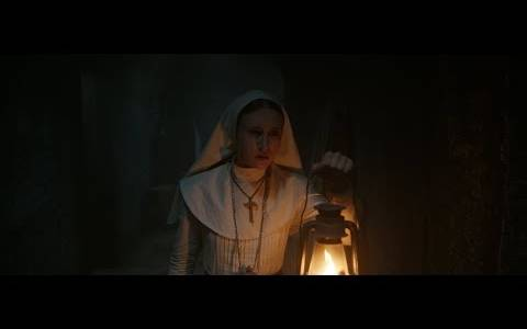 Zakonnica online / Nun, the online (2018) | Kinomaniak.pl