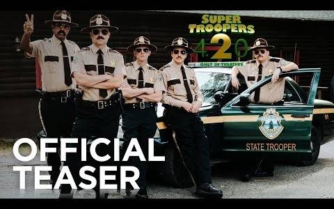 Straż wiejska 2/ Super troopers 2(2018) - zwiastuny | Kinomaniak.pl