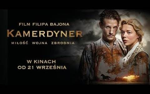 Kamerdyner(2018) - zwiastuny | Kinomaniak.pl