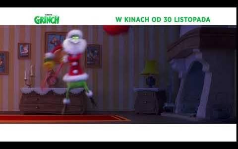Grinch online / The grinch online (2018) | Kinomaniak.pl
