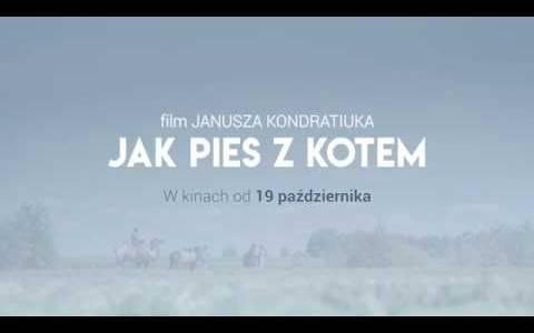 Jak pies z kotem online (2018)   Kinomaniak.pl