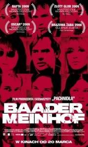 Baader - meinhof online / Baader-meinhof komplex, der online (2008) | Kinomaniak.pl