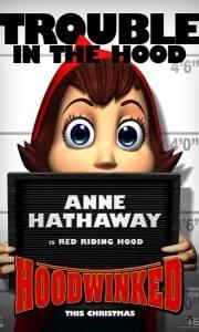 Czerwony kapturek - prawdziwa historia online / Hoodwinked online (2005) | Kinomaniak.pl