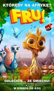 Fru! online / Gus - petit oiseau, grand voyage online (2014) | Kinomaniak.pl