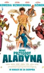 Nowe przygody aladyna online / Les nouvelles aventures d'aladin online (2015) | Kinomaniak.pl
