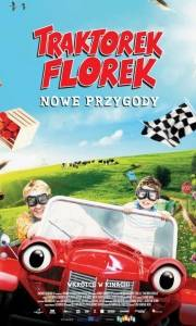 Traktorek florek - nowe przygody online / Gråtass gir gass online (2016) | Kinomaniak.pl