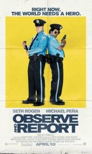 Observe and report - złap, zakapuj, zabłyśnij online / Observe and report online (2009) | Kinomaniak.pl