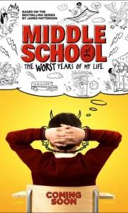 Middle school: the worst years of my life online (2016) | Kinomaniak.pl