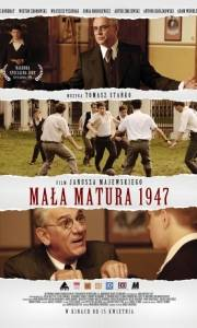 Mała matura 1947 online (2010) | Kinomaniak.pl