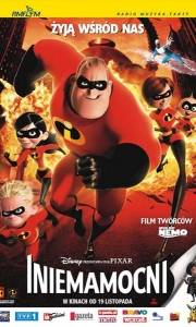 Iniemamocni online / Incredibles, the online (2004) | Kinomaniak.pl