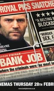 Angielska robota online / Bank job, the online (2008) | Kinomaniak.pl