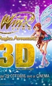 Winx. magiczna przygoda 3d online / Winx club 3d: magic adventure online (2010) | Kinomaniak.pl