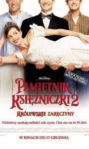 Pamiętniki księżniczki 2: królewskie zaręczyny online / Princess diaries 2: royal engagement, the online (2004) | Kinomaniak.pl