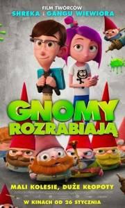 Gnomy rozrabiają online / Gnome alone online (2017) | Kinomaniak.pl