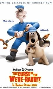 Wallace i gromit: klątwa królika online / The wallace & gromit movie: curse of the wererabbit online (2005)   Kinomaniak.pl