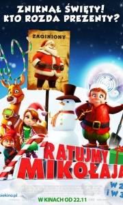 Ratujmy mikołaja online / Saving santa online (2013) | Kinomaniak.pl