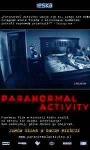 Paranormal activity online (2007) | Kinomaniak.pl