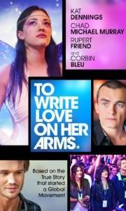 Obejmę cię moją miłością online / To write love on her arms online (2012) | Kinomaniak.pl