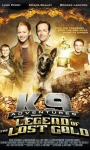 K9: łowcy skarbów online / K-9 adventures: legend of the lost gold online (2014) | Kinomaniak.pl