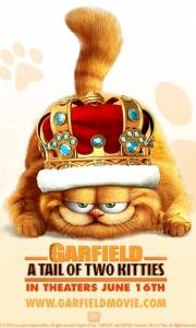 Garfield 2 online / Garfield: a tail of two kitties online (2006) | Kinomaniak.pl