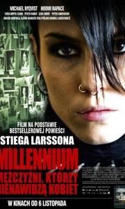 Millennium: mężczyśni, którzy nienawidzą kobiet online / Män som hatar kvinnor online (2009) | Kinomaniak.pl