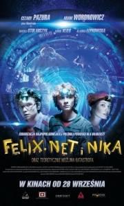 Felix, net i nika oraz teoretycznie możliwa katastrofa online (2012) | Kinomaniak.pl