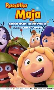 Pszczółka maja: miodowe igrzyska online / Maya the bee: the honey games online (2017) | Kinomaniak.pl