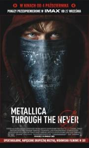 Metallica through the never online (2013) | Kinomaniak.pl