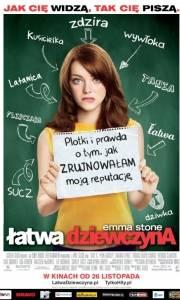 Łatwa dziewczyna online / Easy a online (2010) | Kinomaniak.pl