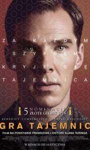 Gra tajemnic online / Imitation game, the online (2014) | Kinomaniak.pl