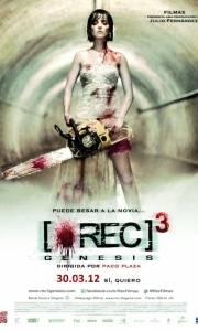[rec] 3: geneza online / [rec] 3 génesis online (2012) | Kinomaniak.pl