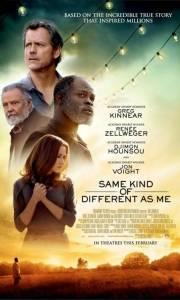 Jednakowo inni online / Same kind of different as me online (2017) | Kinomaniak.pl