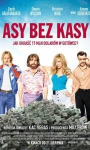 Asy bez kasy online / Masterminds online (2016) | Kinomaniak.pl