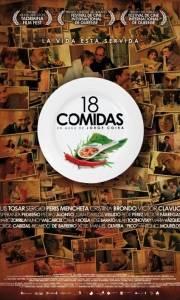 18 spotkań przy stole online / 18 comidas online (2010) | Kinomaniak.pl