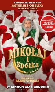 Mikołaj i spółka online / Santa & cie online (2017) | Kinomaniak.pl