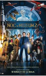 Noc w muzeum 2 online / Night at the museum: battle of the smithsonian online (2009) | Kinomaniak.pl
