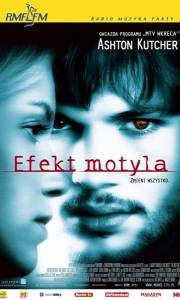 Efekt motyla online / Butterfly effect, the online (2004) | Kinomaniak.pl