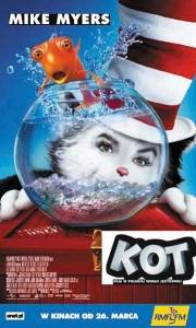 Kot online / Cat in the hat, the online (2003) | Kinomaniak.pl