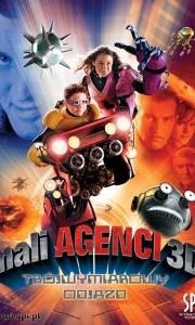 Mali agenci 3d: trójwymiarowy odjazd online / Spy kids 3-d: game over online (2003) | Kinomaniak.pl