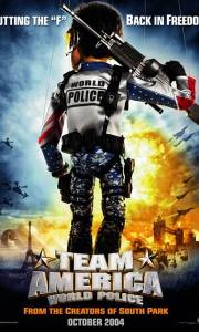 Ekipa ameryka: policjanci z jajami online / Team america: world police online (2006) | Kinomaniak.pl