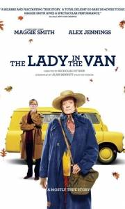 Dama w vanie online / Lady in the van, the online (2015) | Kinomaniak.pl