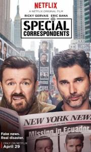 Special correspondents online (2016) | Kinomaniak.pl