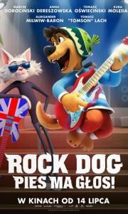 Rock dog. pies ma głos! online / Rock dog online (2016) | Kinomaniak.pl