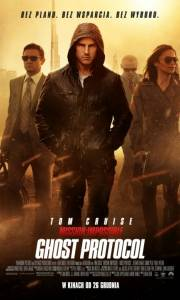 Mission: impossible - ghost protocol online (2011) | Kinomaniak.pl