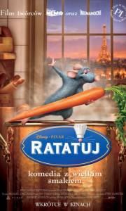 Ratatuj online / Ratatouille online (2007) | Kinomaniak.pl