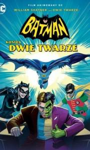 Batman kontra dwie twarze online / Batman vs. two-face online (2017) | Kinomaniak.pl